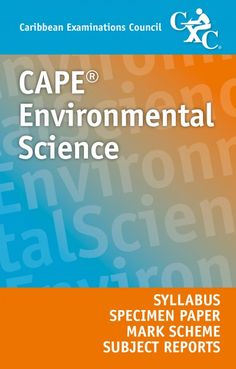 Cape geography syllabus specimen paper mark scheme and subject cape environmental science syllabus specimen paper mark scheme and subject reports ebook fandeluxe Gallery