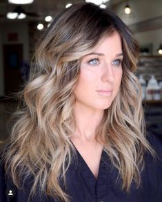 "TN. Balayage • Mary Todd Lewis on Instagram: ""One of my faves of 2019, not only because this girl is so gorgeous, but she was so emotional when she came in to see me the first time,…"""