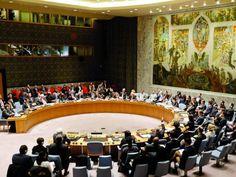 Consejo de Seguridad de la ONU analiza situación palestina.