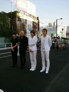 Korean idol group
