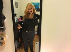 Black canary cosplay #cosplay #costume #comiccon #nycc