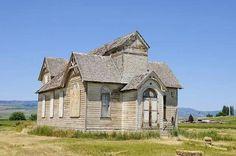 Left behind in Idaho