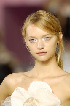 godsaveleemcqueen:  Gemma Ward closing Chanel Spring/Summer 2006