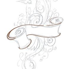 handdrawn paintbrush image | Vector Ink Anyone? Create an Abstract Tattoo Design in Adobe ...