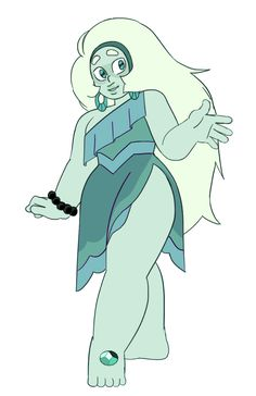 SU OC- Kiwi Quartz by miguedoodles on DeviantArt