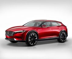 Though there is no authorized word as to what manufacturing model the 2016 Mazda Koeru concept crossover previews. it will be equipped with the 2.5-l engine