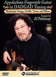 Appalachian Fingerstyle Guitar in Dadgad Tuning: Mountain Sounds, Fiddle Tunes and Blues [DVD] [2014]