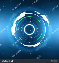 Find Futuristic Scifi Hud Circle Element Abstract stock images in HD and millions of other royalty-free stock photos, illustrations and vectors in the Shutterstock collection. Game Ui Design, Logo Design, Graphic Design, Light Art Installation, Custom Screens, Ui Elements, Futurism, Dj Pro, Sci Fi