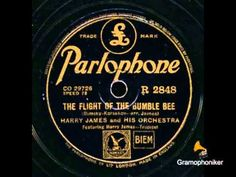 Harry James & Orchestra / Flight Of The Bumble Bee (Hummelflug)
