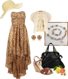 Maxi Dress Summer Style #9WSummerStyle