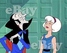 Rare! SABRINA & THE GROOVIE GOOLIES Cartoon Color TV Photo FILMATION ASSOCIATES
