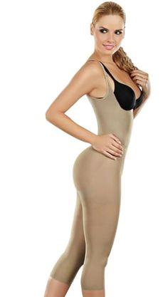 Feel Foxy - Full Body Thermal Braless Capri, $35.99 (https://www.feelfoxy.com/full-body-thermal-braless-capri/)
