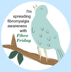 Fibro Blogger Directory: Welcome to Fibro Friday week 37
