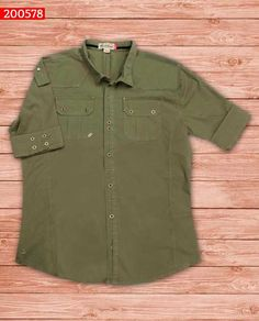 camisa-manga-corta-color-verde-ref-200578-Mens Fashion #sexy #men #mens #fashion #neutral #casual #male #males #guy #guys #hot #hotlooks #great #style #styles #clothing