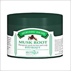 Biotique Bio Musk Root Fresh Hair Growth Nourishing treatment Pack 230gms by Biotique. $10.95. Enriched with Liquorice, Nutmeg,Jatamansi and Neem to detoxify the scalp, encourage blood flow and rejuvenate the scalp, strengthening the hair and promoting growth. Natural hair and scalp treatment, nourishes the scalp and hair follicles, encouraging healthy and abundant hair growth, and preventing hair loss and premature greying. Ayurvedic Hair and Scalp Rejuvenating Pack. Enrich...