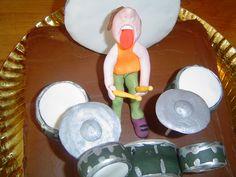 tarta-batería