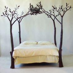 Il letto Enignum Canopy Bed | ♥ Home . (: ♥ | Pinterest | Comò ...