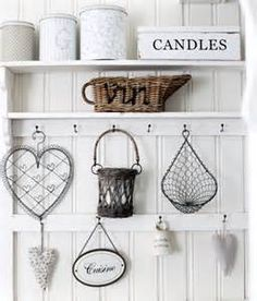 It's all about Hearts ♡ Kitchen Dining, Kitchen Decor, Second Hand Furniture, Provence Style, Scandinavian Home, Old Houses, Home Kitchens, Beautiful Homes, Interior Decorating