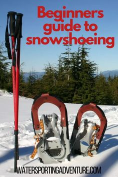 Snowshoeing has been an essential mode of winter transport for humans for thousands of years. People who live in areas that have a lot of snowfall every winter are accustomed to using snowshoes, however it is now becoming a popular activity for others on their holidays and skiing trips. #snow #snowshoeing #snowshoe #skiing #snowboarding Winter Hiking, Winter Camping, Winter Fun, Winter Travel, Winter Sports, Solo Travel Tips, Japan Travel Tips, Snow Activities, Travel Activities