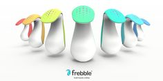 Frebble is a wireless accessory that lets you hold your loved one´s hand - no matter how far apart you are.