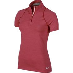 The Nike Racer Womens Golf Polo features a racerback and stretchy Dri-FIT fabric for nonrestrictive range of motion and sweat-wicking comfort through 18 holes Womens Golf Polo, Nike Racer, Golf 6, Golf Stance, Miniature Golf, Golf Wear, Golf Polo Shirts, Golf Carts, Golf Tips
