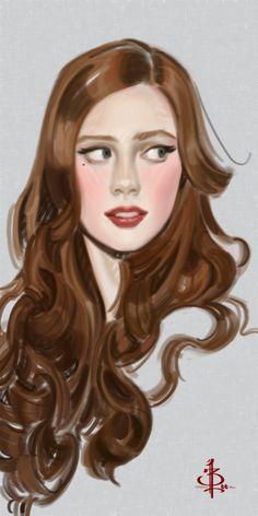 Timed Head Sketch 346 by FUNKYMONKEY1945.deviantart.com on @deviantART