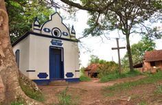 Capela São João 1916 , Faz. Pessegueiro