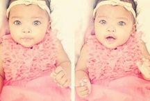 Cute Light Skin Babies With Swag Kids / babies / by vashti ️