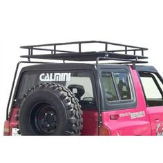1000 images about trackers on pinterest 4x4 roof rack. Black Bedroom Furniture Sets. Home Design Ideas
