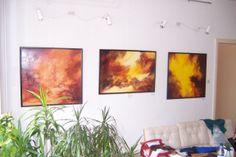 Obrazy olejomalba - Lenka Zemanová