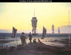 The Stages of Life - Caspar David Friedrich