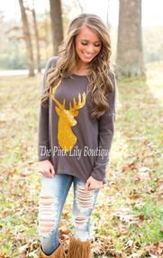Tis' The Season Reindeer Sweater