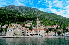 Montenegro - Perast - BlueSkyTraveler.com