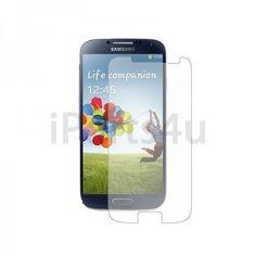 Samsung Galaxy S4 Displayschutzfolie Glasklar iPad Zubehör, iPhone Zubehör und iPod Zubehör || Gut und Billig