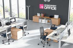 """""""Sharing office space"""", o soluție pentru companiile secolului XXI. Descoperiți cele 4 situații în care aveți nevoie de un """"hot desk"""". Office Desk, Conference Room, Space, Table, Furniture, Home Decor, Floor Space, Desk Office, Decoration Home"""