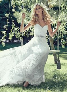 New Bridal Gown Available at Ella Park Bridal | Newburgh, IN | 812.853.1800 | Maggie Sottero -  Luna