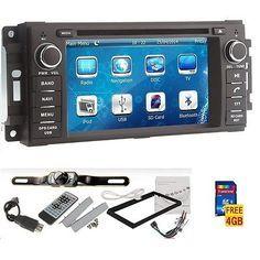 "6.2"" Car GPS DVD Player Navigation HOT Jeep Wrangler Unlimited 2007-2010+Camera in eBay Motors,Parts & Accessories,Car & Truck Parts | eBay"