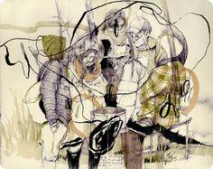 Pat Perry's sketchbook