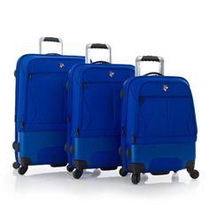 Heys-America-AirLite-II-Hybrid-3-PIECE-21-26-30-Luggage-Set-COBALT-BLUE