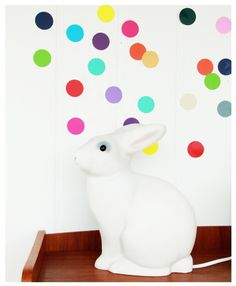 Bunny Lamp #ClippedOnIssuu from 3 BY FRYD