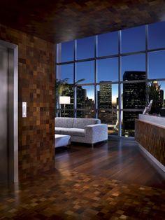 This hardwood floor is beyond amazing in this room.  #blair #flooring #home #improvement #hardwood