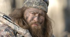 Willie Robertson! :)  Carol's new mentor since Stephen Covey died.