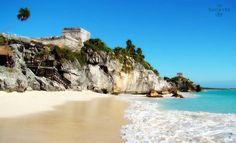 Wow! #Stunning view of the beach at #SecretsAuraCozumel! #ocean #travel
