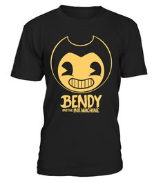 Bendy and the Ink Machine  Funny Animals T-shirt, Best Animals T-shirt