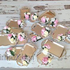 Büşra 'nın kınası kına hediyesi mini tepsiler#kınagecesi #nişan #nikahsekeri #düğün #söz #bekarlığaveda #@iiibo53