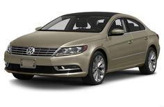 2014 Volkswagen CC Sport Manual