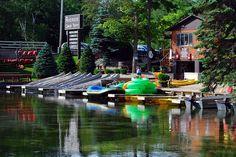 Canoe/tube rentals-Platte River MI by michwoodsman, via Flickr