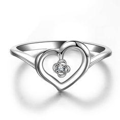 8fa7c187b8 Buy 100+ Fashion Accessories - Jewelry, Watch & Sunglasses Store Heart  Shaped Diamond,. Blueshine Jewellery