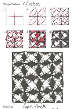 N velop pattern