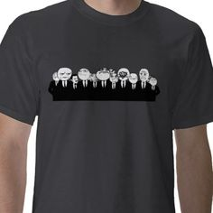 Meme Anonymous T Shirt from http://www.zazzle.com/epic+face+tshirts